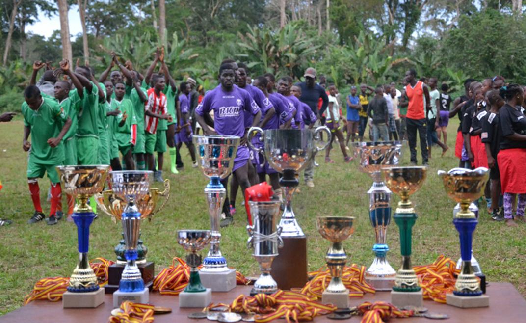 Torneo de Fútbol Baka