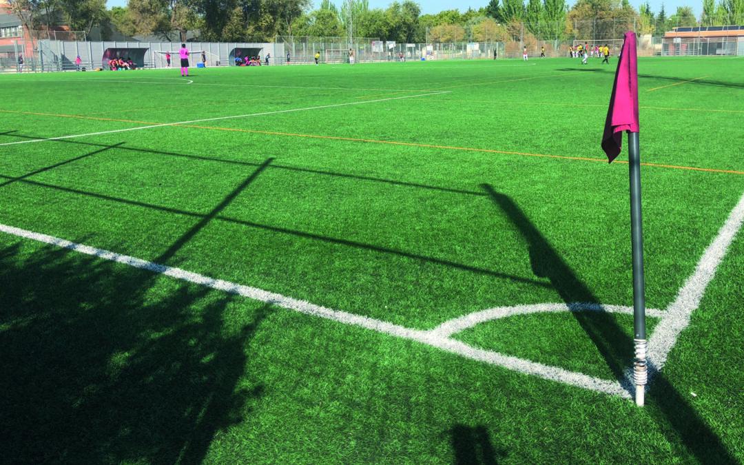 El fútbol base toma medidas frente al coronavirus